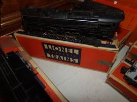 Lionel Train Engine No. 2020 with original box