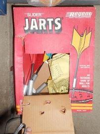 Vintage Jarts set