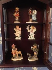 Goebel and Hummell Collectibles