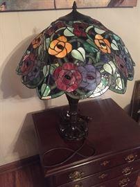 Tiffany Style Lamp (Large)