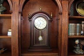 Ethan allen clock