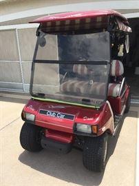 2002 Club Car - $1,500