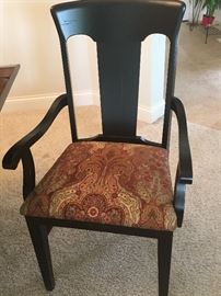 Arhaus dining chairs (2015)
