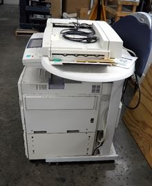 "Xerox Docucolor 3535 Copy Machine, 46""H x 48""W x 38:D, Includes Black & Color Toners, Qty 10"