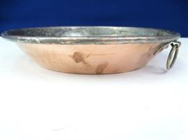 Copper Toned Bowl