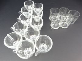 Glass Punch Cups (11)