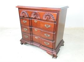Chippendale Style Lowboy
