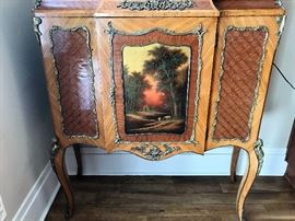 Antique French Cabinet Pre-Sale Available.