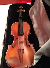 Thomas Kraft Violin