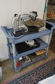 Dremmel Scroll Saw