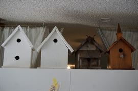 More bird houses