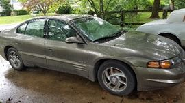 2000 Pontiac Bonneville SSEi 4 door
