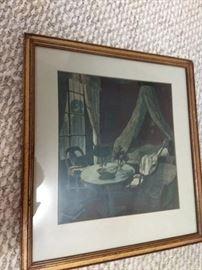 Pierre Brissaud print