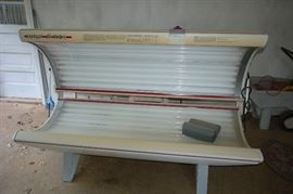 Sunquest Pro 24 Tanning Bed
