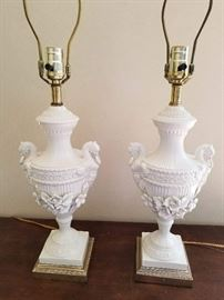 Vintage Frederick Cooper Lamps