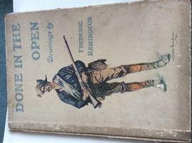Frederic Remington book