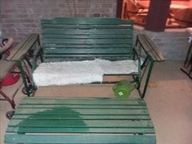 """Call 🏆Text  713-249-4777 to place your """"Silent Auction"""" bid and save the gas until you win this beautiful outdoor homemade patio furniture!"""