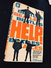 Paperback. Beatles. Beatles. Beatles. Help! 1965. The story of The Beatles new comedy in color - released by United Artists. Fully illustrated.