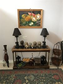 Elephant collection and home decor