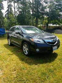 2015 Acura RDX sport utility vehicle in excellent condition  with only 27,000 miles asking $24,250.