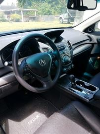 2015 Acura RDX sport utility vehicle in excellent condition  with only 27,000 miles asking $24,250