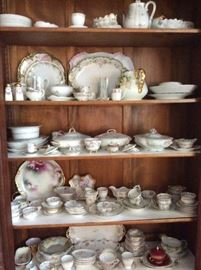 haviland and co, Theo  haviland, limoges and more