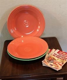 Oneida Petals Platters