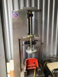 Tamale machine -  $2,500.