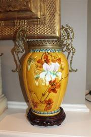 pair French vases