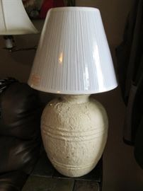 lamps / antique and contemporary