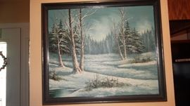 CANTRELL PAINTING