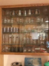 vintage bar glasses
