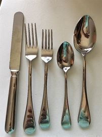 Calderoni Stainless Flatware - Italy