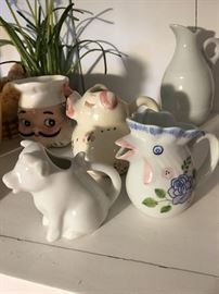 Small Pitcher Collection