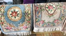 Many Area Rugs to choose From