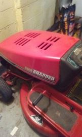 Snapper Riding Mower  Works great!