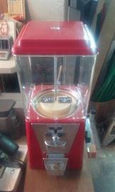 Vendor Gumball machines