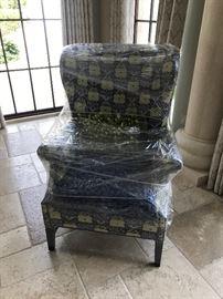Bernhardt arm chairs (2)