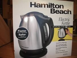 Hamilton Beach 40870 Stainless Steel 10-Cup Electr ...