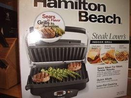 Hamilton Beach 25331 Super Sear 100-Square-Inch No ...