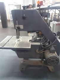 "10"" Wood Cutting Band Saw Pro Tech"