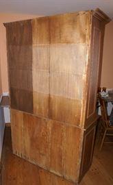 Backside of Cabinet