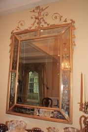 Large Decorative Mirror