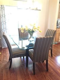 Dining Table w/ 4 Chairs $495