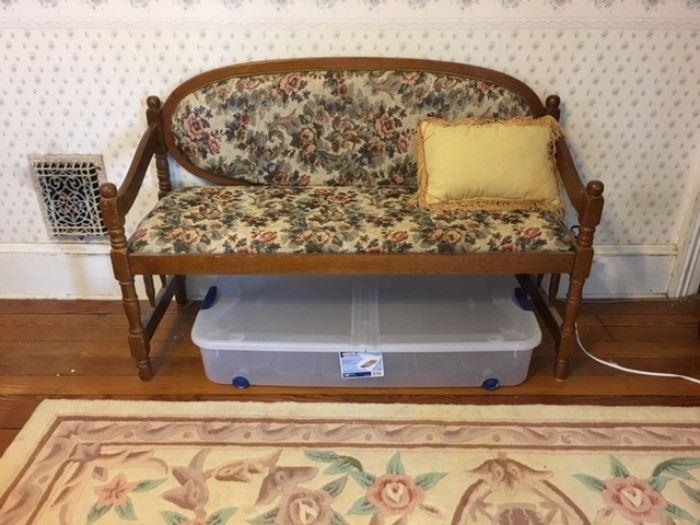 Bedroomloveseat