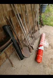 yard & barn tools