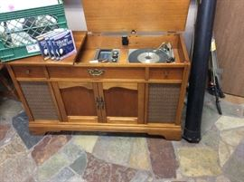 Working stereo console 1960s