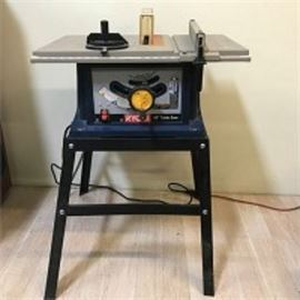 Ryobi 10 Inch Table Saw