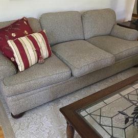 Guy Chaddock sofa (not a sleeper) $400