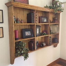 Guy Chaddock Wall Display Shelf - $400